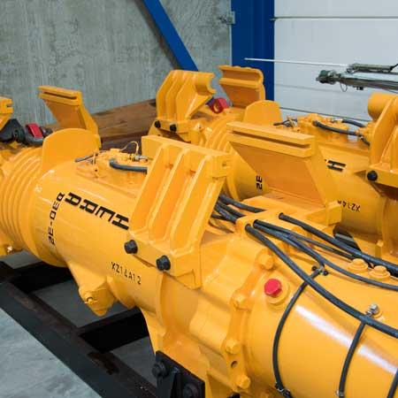 Hera Diesel Pile Hammers