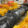 Image of used Delmag D62 diesel hammer